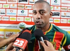 Atleta já atuou pelo principal rival Bahia em 2011.