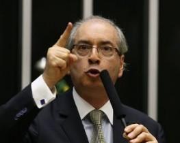 Eduardo Cunha está sendo investigado.