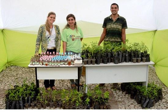 distribuição de plantas