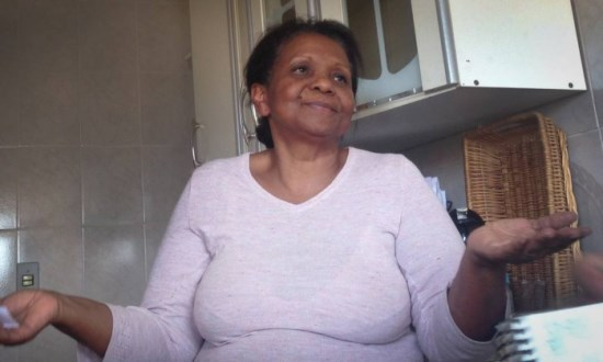 Ela afirma que só recebeu 2 mil reais.