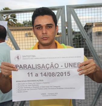 Paralisação acontece um dia após o retorno ás aulas depois de 83 dias de greve.