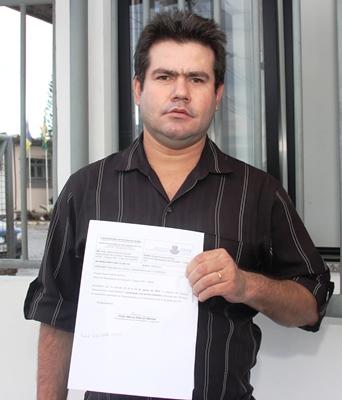 Pedro Márcio garante que a paralisação acontece de forma simultânea em toda Bahia