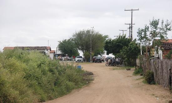 Comunidade de Uberlândia também conhecida por Pinhões, para onde será levado os corpos.