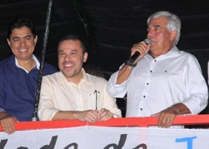 Vereador Branco disse a união vai significar a continuidade do trabalho  iniciado por Junior.