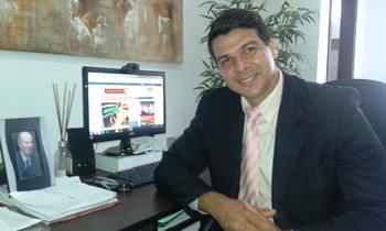 Bruno Gomes tem a dupla função de presidente e secretário estadual da juventude.