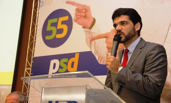 curtas do evento do PSD - Rogério Andrade
