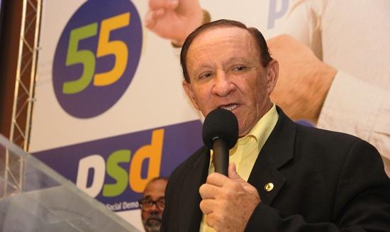 curtas do evento do PSD - carlos ubaldino