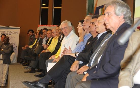 curtas do evento do PSD - mesa.2