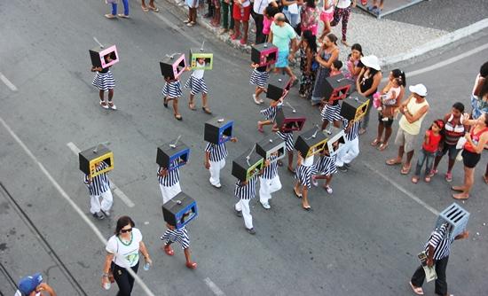 desfile de 7 de setembro em coité - 7