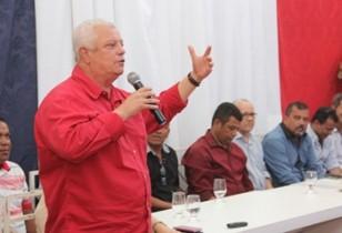 Everaldo afirma que existe um reconhecimento muito grande da população dos estados nordestinos para com o PT