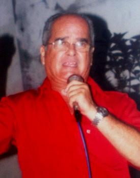 Genebaldo Queiroz morreu em 2010 vítima de infarto.
