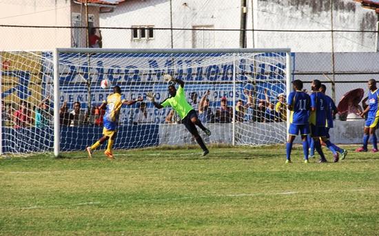 Primeiro gol só aconteceu aos 41 min do 1º tempo - Pim.