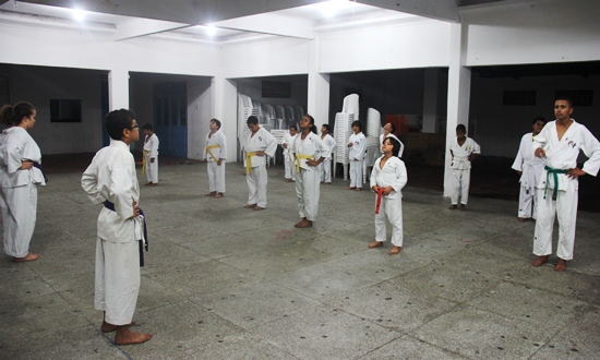 karate - 2