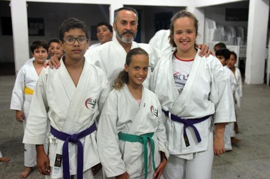 karate - des