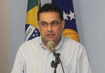 Luciano Araújo presidente estadual e tesoureiro nacional do SD.