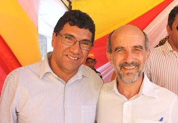 Zé Paulo chega para o PCdoB sem o tradicional bigode que manteve por mais de 30 anos.