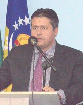 Alex da Piatã foi convocado primeiro para se pronunciar.