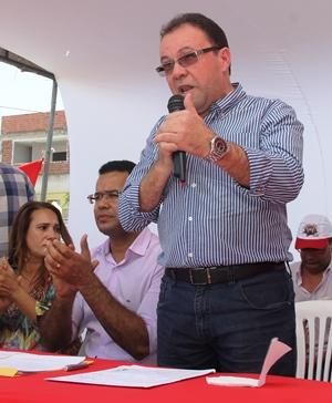 Wilson Dias deverá receber o título de cidadão, pedido do prefeito Silva Neto aos vereadores, pelo grande trabalho realizado em Araci.
