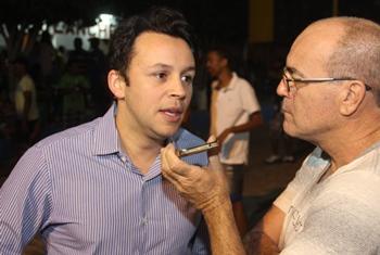 Mário Junior deve contrariar a executiva nacional com seu voto contra o impeachment.