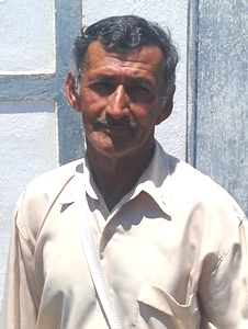 Nilson Carneiro lembrou da trajetória de vida de Pedro Silva.