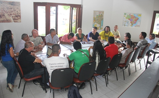 reunião contra violencia - 1