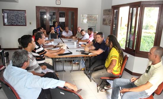 reunião contra violencia - 2