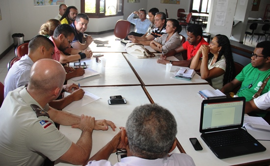 reunião contra violencia - 3