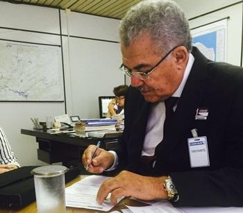 Zé Hailton terá grande missão ao assumir um momento critico que passa principalmente o Rio São Francisco.