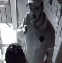 Câmeras flagram ação de assaltante em casa lotérica de Queimadas