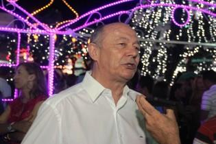 Zé Nunes que também é do PSD de Kassab vive a grande expectativa da visita.