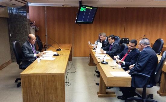 Reunião da Comissão de Constituição e Justiça - Bahia