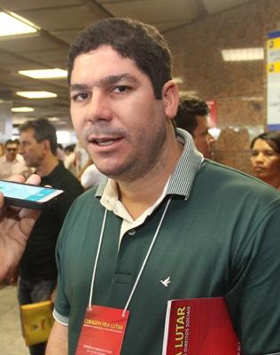 Cláudio Bastos pode ser mais um nome do partido a concorrer uma vaga no Legislativo estadual em 2018.