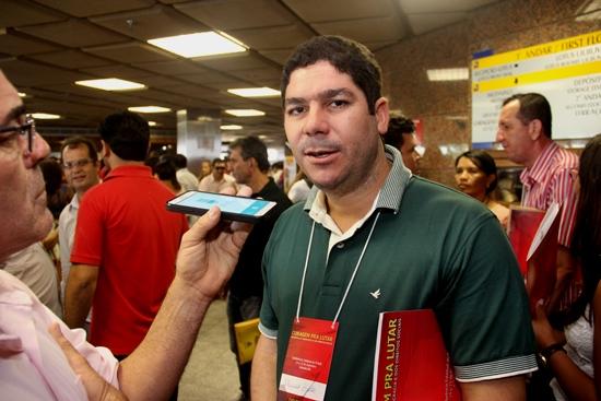 Cláudio Bastos disse que o encontro marcou a grandeza do partido na Bahia.