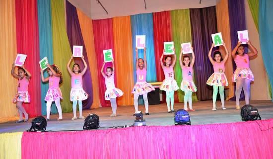 dançarinas do ABC
