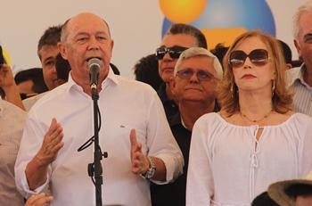 José Nunes disse que no Governo Fátima só aconteceu avanço.