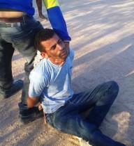 Ladrão não contou com outro mototaxista que viu o momento que ele solicitou a corrida em atitude suspeita e resolveu seguir.