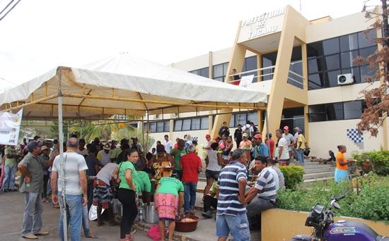 mst em prefeitura de tucano