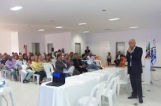 Reunião aconteceu em Serrinha.