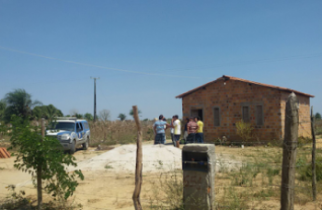 Crime ocorreu na madrugada desta sexta (20) no povoado do Guanabara