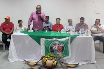 Urbano disse que a discussão tem que ir além do que foi dito na reunião em Coité, se preciso for vai uma comissão a Brasilia.