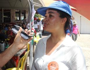 Jileilda disse que o que for possível fazer para evitar os cortes os previstos , os movimentos vão fazer.