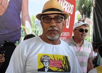Juvaldino disse que isso é um golpe da direita querendo enfraquecer o governo.