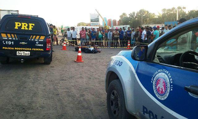 vigilante assassinado em feira de santana - 2