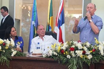 Zé Nunes sempre recebeu o apoio de Nenca desde quando pertenciam a DEM.