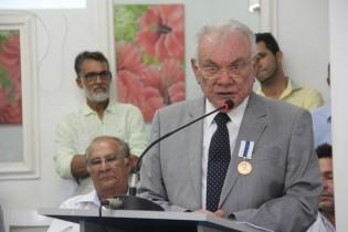 Doutor Plínio falou da histórica relação dele com o Legislativo municipal e estadual.