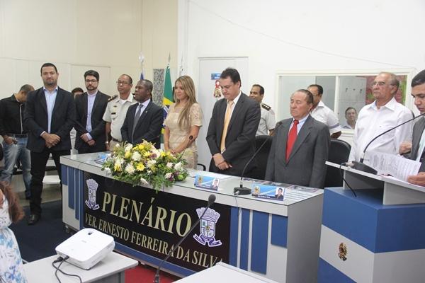 Ultima Sessão de 2015 na Câmara Municipal de Serrinha - Foto- Raimundo Mascarenhas (2)