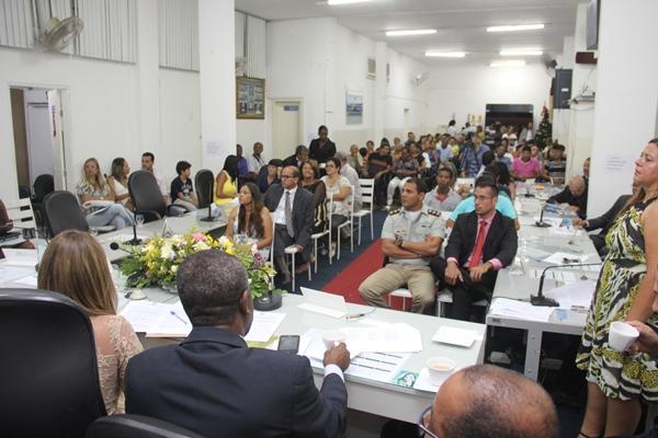 Ultima Sessão de 2015 na Câmara Municipal de Serrinha - Foto- Raimundo Mascarenhas (25)