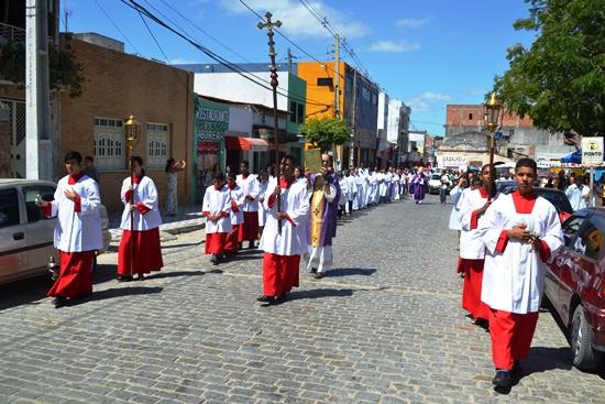 abertura da porta da misericordia - Diocese de Serrinha - Foto 1 Raimundo Mascarenhas
