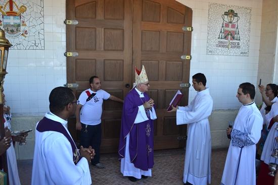 abertura da porta da misericordia - Diocese de Serrinha - Foto 3 Raimundo Mascarenhas