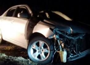 Placas pertencentes a veículo roubado em Coité estavam dentro do carro encontrado pela polícia em Jacobina.